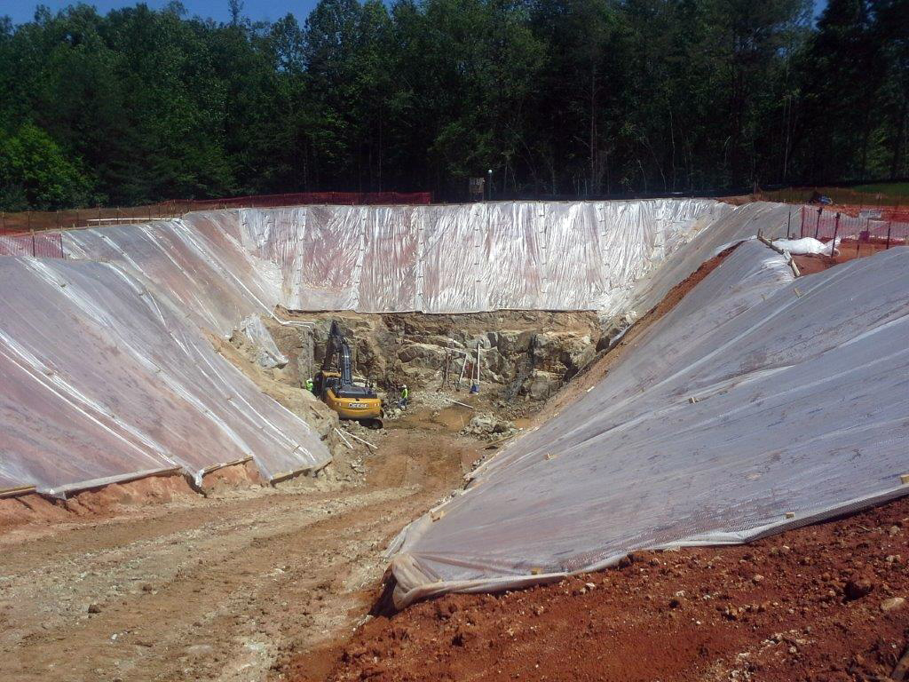 Greensboro Nc Stewart Mill Road And Rock Creek Lift